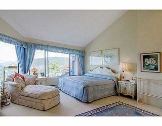 """Photo 10: 5257 ASPEN Crescent in West Vancouver: Upper Caulfeild Townhouse for sale in """"SAHALEE"""" : MLS®# V1023681"""