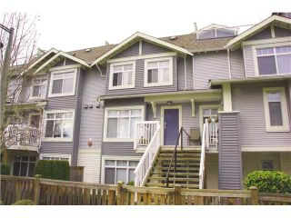 """Photo 1: 7 7428 SOUTHWYNDE Avenue in Burnaby: South Slope Townhouse for sale in """"LEDGESTONE 2"""" (Burnaby South)  : MLS®# V933948"""