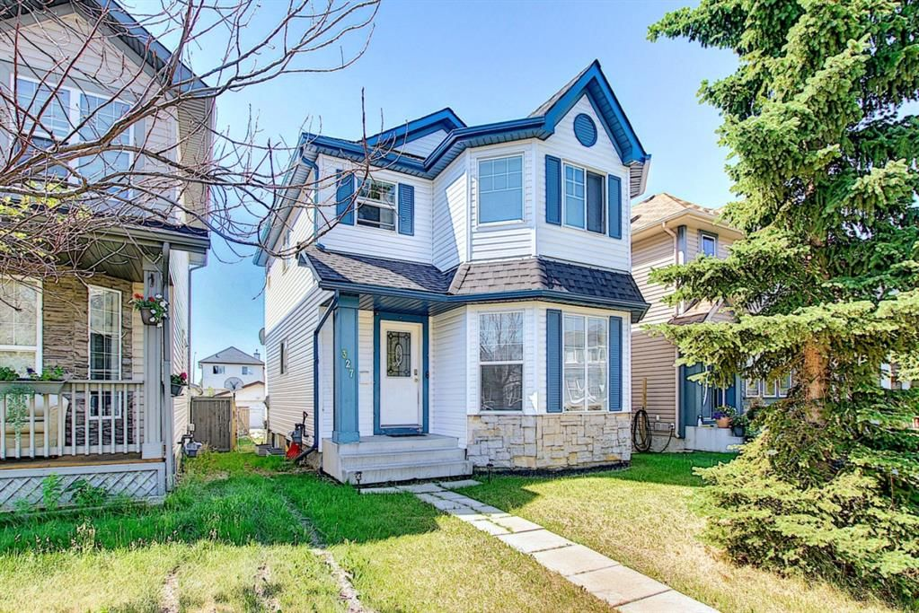 Main Photo: 327 Taravista Street NE in Calgary: Taradale Detached for sale : MLS®# A1125170