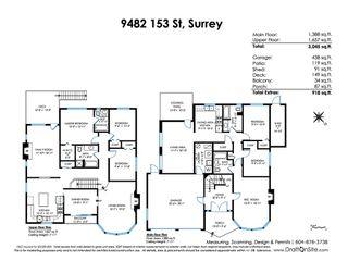Photo 20: 9482 153 STREET in Surrey: Fleetwood Tynehead House for sale : MLS®# R2381549
