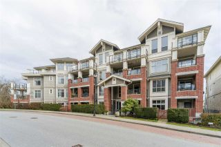 """Photo 1: 102 285 ROSS Drive in New Westminster: Fraserview NW Condo for sale in """"The Grove at Victoria Hill"""" : MLS®# R2554352"""