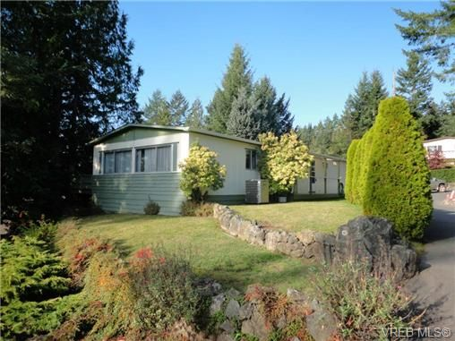 Photo 1: Photos: 78 5838 Blythwood Rd in SOOKE: Sk Saseenos Manufactured Home for sale (Sooke)  : MLS®# 623375