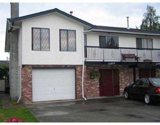 Photo 10: 11780 SEATON Road in Richmond: Ironwood 1/2 Duplex for sale : MLS®# V748861