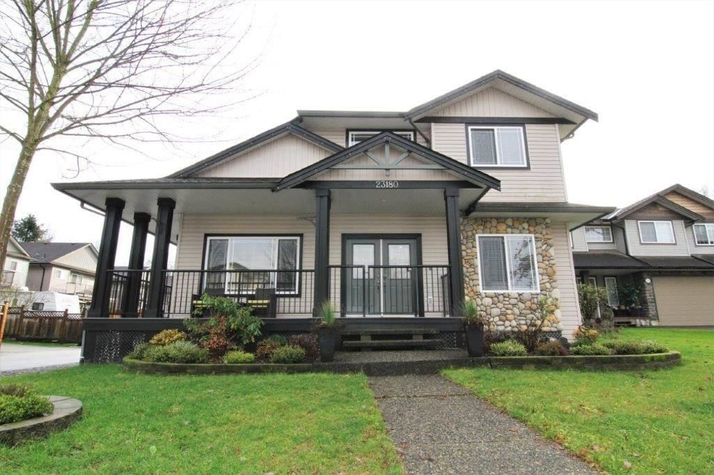 Main Photo: 23180 123 Avenue in Maple Ridge: East Central House for sale : MLS®# R2610898