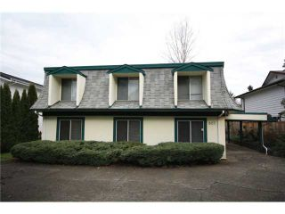 Photo 1: 807 SPRICE Avenue in Coquitlam: Coquitlam West House for sale : MLS®# V860601