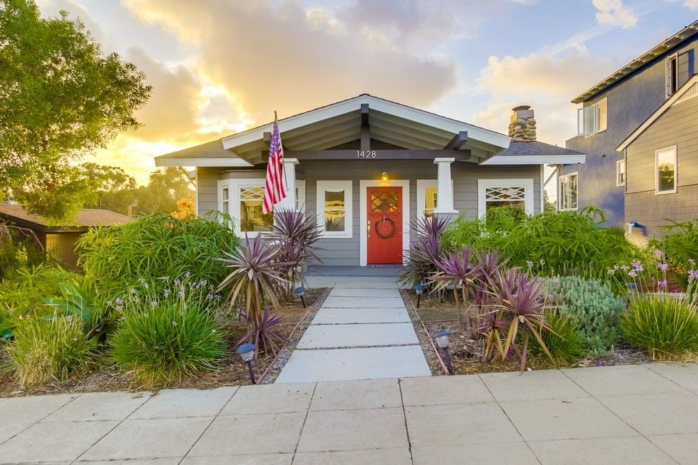 Main Photo: SAN DIEGO House for sale : 3 bedrooms : 1428 Bancroft