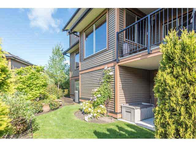 """Photo 17: Photos: 75 24185 106B Avenue in Maple Ridge: Albion Townhouse for sale in """"TRAILS EDGE"""" : MLS®# V1121758"""