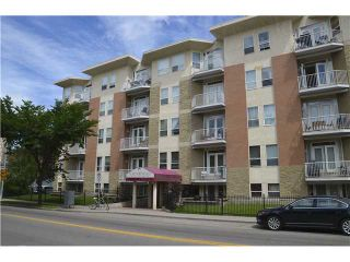 Photo 1: 505 1410 2 Street SW in CALGARY: Victoria Park Condo for sale (Calgary)  : MLS®# C3577247