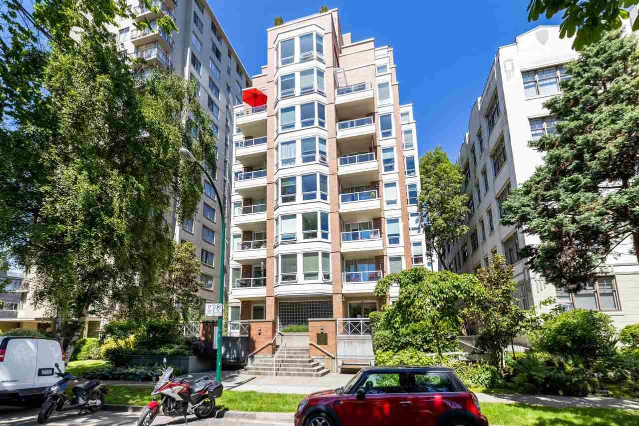 """Main Photo: PH 1935 HARO Street in Vancouver: West End VW Condo for sale in """"SUNDIAL PLACE"""" (Vancouver West)  : MLS®# R2589575"""