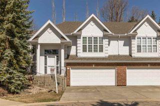 Photo 1: 10 OAKBAY Point: St. Albert House Half Duplex for sale : MLS®# E4236935