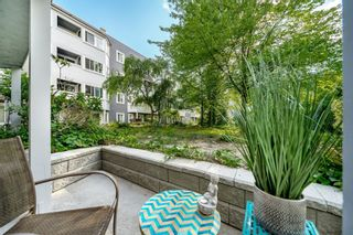 """Photo 26: 111 9880 MANCHESTER Drive in Burnaby: Cariboo Condo for sale in """"Brookside Court"""" (Burnaby North)  : MLS®# R2389725"""