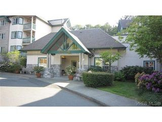 Photo 1: 122 290 Island Hwy in VICTORIA: VR View Royal Condo for sale (View Royal)  : MLS®# 608285