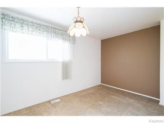 Photo 12: 378 McMeans Avenue East in Winnipeg: Transcona Residential for sale (North East Winnipeg)  : MLS®# 1613067