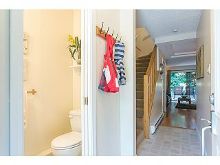 "Photo 9: 4142 GARDEN GROVE Drive in Burnaby: Greentree Village Townhouse for sale in ""GREENTREE VILLAGE"" (Burnaby South)  : MLS®# V1082218"
