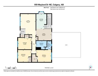 Photo 30: 959 Mayland Drive NE in Calgary: Mayland Heights Detached for sale : MLS®# A1147697