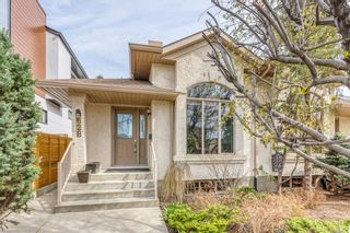 Photo 3: 628 24 Avenue NW in Calgary: Mount Pleasant Semi Detached for sale : MLS®# A1099883
