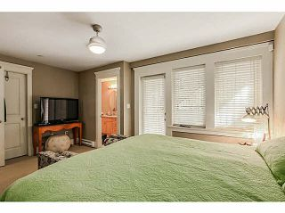 """Photo 14: 1512 GRAVELEY Street in Vancouver: Grandview VE Townhouse for sale in """"COMMERCIAL DRIVE"""" (Vancouver East)  : MLS®# V1127306"""