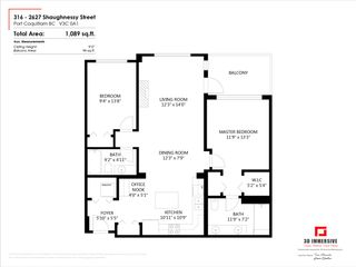"""Photo 29: 316 2627 SHAUGHNESSY Street in Port Coquitlam: Central Pt Coquitlam Condo for sale in """"VILLAGIO"""" : MLS®# R2503759"""