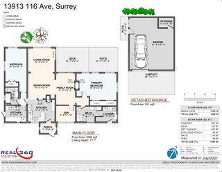 """Photo 38: 13913 116 Avenue in Surrey: Bolivar Heights House for sale in """"Bolivar Heights"""" (North Surrey)  : MLS®# R2602684"""