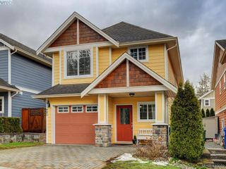 Photo 1: 981 Huckleberry Terr in VICTORIA: La Happy Valley House for sale (Langford)  : MLS®# 812862
