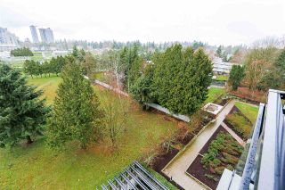 """Photo 12: 704 10777 UNIVERSITY Drive in Surrey: Whalley Condo for sale in """"CITY POINT TOWER 1"""" (North Surrey)  : MLS®# R2237495"""