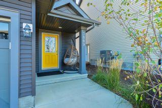 Photo 2: 3809 CHRUSTAWKA Place in Edmonton: Zone 55 House Half Duplex for sale : MLS®# E4265475