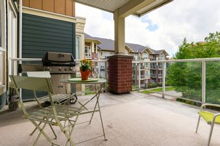 """Photo 18: 406 14 E ROYAL Avenue in New Westminster: Fraserview NW Condo for sale in """"Victoria Hill"""" : MLS®# R2092920"""