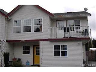 Photo 1:  in VICTORIA: La Glen Lake Half Duplex for sale (Langford)  : MLS®# 396131