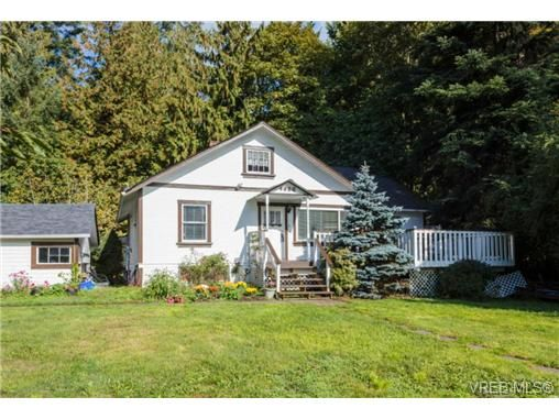 FEATURED LISTING: 4986 West Saanich Rd VICTORIA