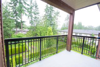 """Photo 14: 303 1153 KENSAL Place in Coquitlam: New Horizons Condo for sale in """"Roycroft by Polygon"""" : MLS®# R2180042"""