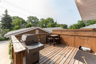 Photo 25: 30 Morley Avenue in Winnipeg: Riverview Residential for sale (1A)  : MLS®# 202117621