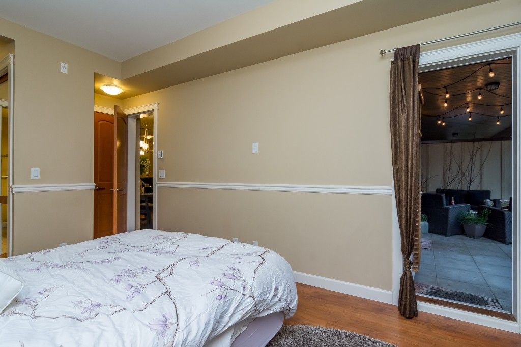 """Photo 24: Photos: 155 8328 207A Street in Langley: Willoughby Heights Condo for sale in """"YORKSON CREEK"""" : MLS®# R2201226"""