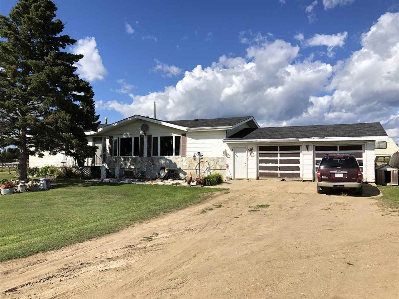 Main Photo: 225024 TWP 624: Rural Athabasca County House for sale : MLS®# E4234197
