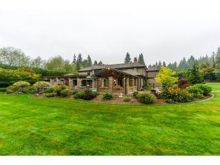 Photo 1: 2514 EAST Road: Anmore House for sale (Port Moody)  : MLS®# R2009355