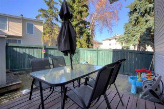Photo 44: 5555 144A Avenue in Edmonton: Zone 02 Townhouse for sale : MLS®# E4240500