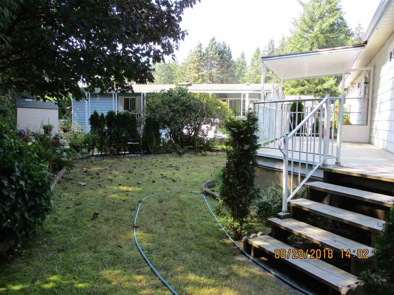 """Photo 19: Photos: 57 2305 200 Street in Langley: Brookswood Langley Manufactured Home for sale in """"CEDAR LANE"""" : MLS®# R2357125"""