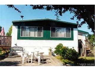 Photo 1: 37 2206 Church Rd in SOOKE: Sk Broomhill Manufactured Home for sale (Sooke)  : MLS®# 277926