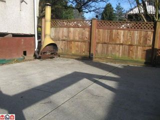 """Photo 7: 33453 1ST Avenue in Mission: Mission BC House for sale in """"MISSION"""" : MLS®# F1202889"""