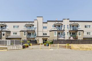 """Photo 2: 217 1850 E SOUTHMERE Crescent in Surrey: Sunnyside Park Surrey Condo for sale in """"SOUTHMERE PLACE"""" (South Surrey White Rock)  : MLS®# R2603585"""