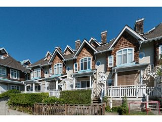 """Photo 3: 8518 LIGHTHOUSE Way in Vancouver: Fraserview VE Townhouse for sale in """"LIGHTHOUSE TERRACE"""" (Vancouver East)  : MLS®# V1021579"""