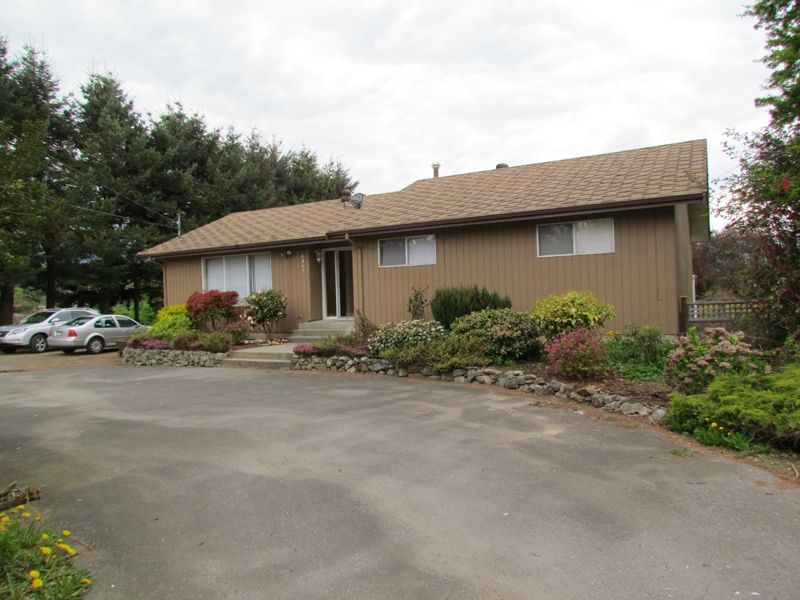 Main Photo: 6465 EVANS RD in CHILLIWACK: House for rent (Chilliwack)