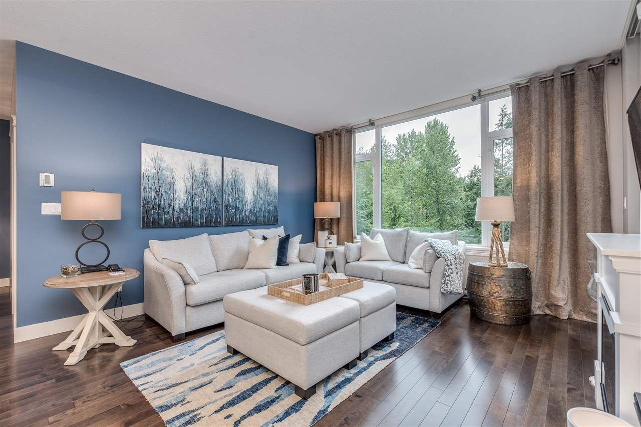 """Main Photo: 705 1415 PARKWAY Boulevard in Coquitlam: Westwood Plateau Condo for sale in """"CASCADE"""" : MLS®# R2585886"""