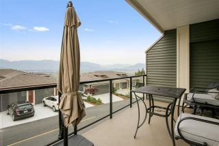 """Photo 18: 48 6026 LINDEMAN Street in Chilliwack: Promontory Townhouse for sale in """"Hillcrest Lane"""" (Sardis)  : MLS®# R2504692"""