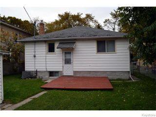 Photo 14: 384 Enniskillen Avenue in Winnipeg: West Kildonan / Garden City Residential for sale (North West Winnipeg)  : MLS®# 1611697