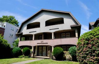 Main Photo: 875 W 14TH Avenue in Vancouver: Fairview VW Multifamily for sale (Vancouver West)  : MLS®# R2591993
