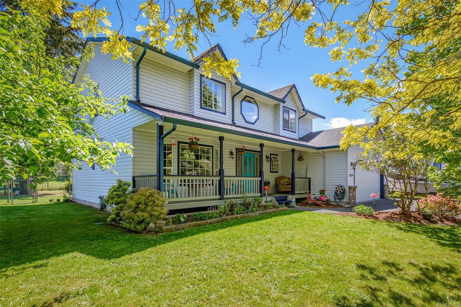 Main Photo: 2554 Falcon Crest Dr in : CV Courtenay West House for sale (Comox Valley)  : MLS®# 876929