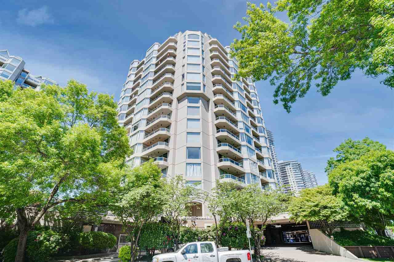 """Main Photo: 603 1045 QUAYSIDE Drive in New Westminster: Quay Condo for sale in """"QUAYSIDE TOWER 1"""" : MLS®# R2587686"""