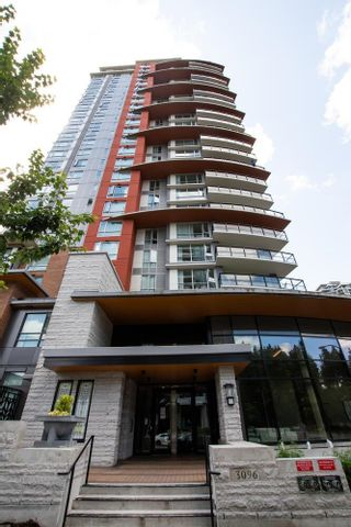 """Photo 1: 1203 3096 WINDSOR Gate in Coquitlam: New Horizons Condo for sale in """"MANTYLA"""" : MLS®# R2603414"""