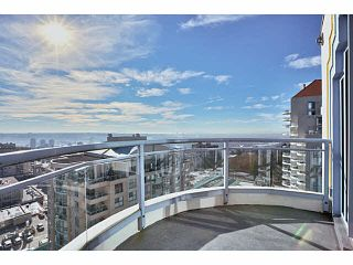 """Photo 5: 2005 719 PRINCESS Street in New Westminster: Uptown NW Condo for sale in """"Stirling Place"""" : MLS®# V1109725"""