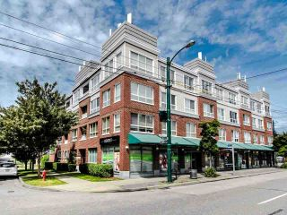 "Photo 1: 209 189 ONTARIO Place in Vancouver: South Vancouver Condo for sale in ""MAYFAIR"" (Vancouver East)  : MLS®# R2560908"